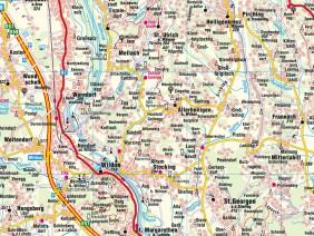 Atlas Steiermark 1:100.000, 1998