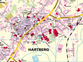 Atlas Steiermark (Hartberg) 1:12.500, 1998