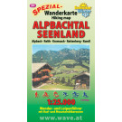 Wanderkarte Nr.31 Alpbachtal-Seenland