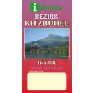 Aushangkarte Bezirk Kitzbühel