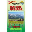 Wanderkarte Nr.33 Kaisergebirge
