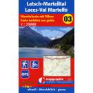 Wanderkarte Nr.03 Latsch-Martelltal
