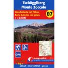 Wanderkarte Nr.07 Tschögglberg