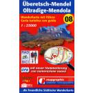 Wanderkarte Nr.08 Überetsch-Mendel