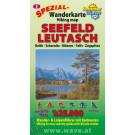 Wanderkarte Nr.3 Seefeld-Leutasch