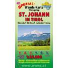 Wanderkarte Nr.36 St. Johann in Tirol