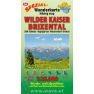 Wanderkarte Nr.34 WilderKaiser-Brixental
