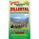 Wanderkarte Nr.26 Zillertal