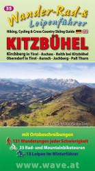 Wanderführer Wanderkarte Nr.35 Kitzbühel