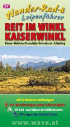 Wanderführer Wanderkarte Nr.37 ReitimWinkl-Kaiserwinkl