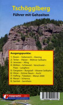 Wanderführer Wanderkarte Nr.07 Tschögglberg