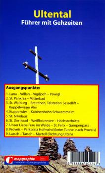 Wanderführer Wanderkarte Nr.28 Ultental